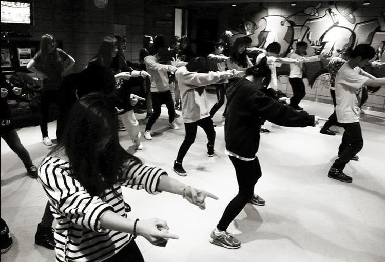 K Pop Training