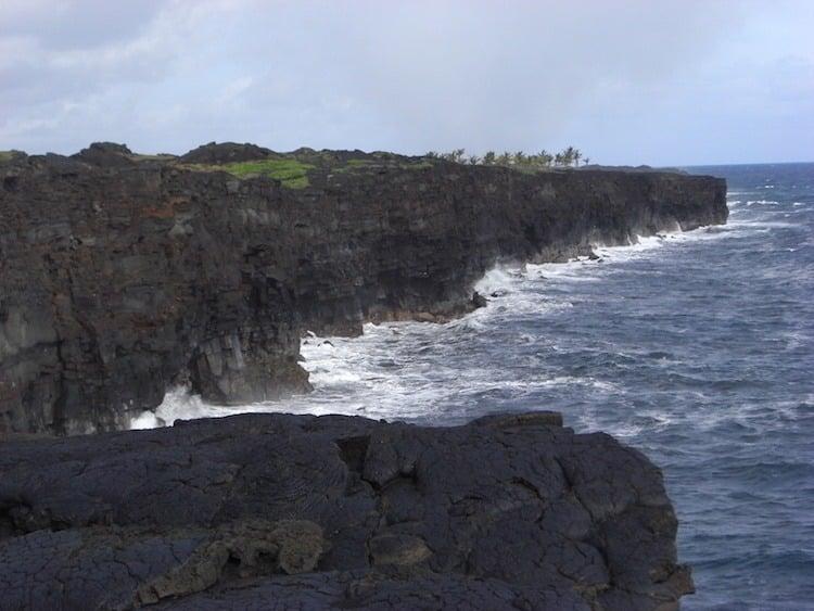 Kalapana Coast