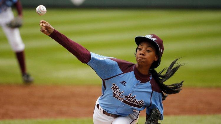 national girls baseball mo'ne davis