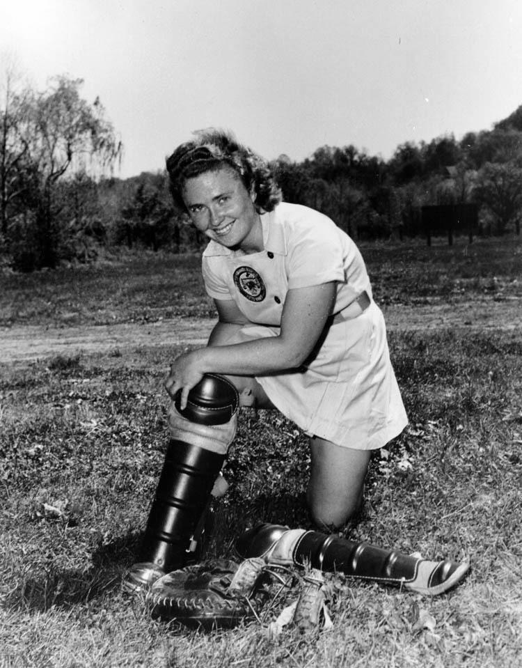 national girls baseball pepper