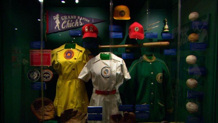 national girls baseball uniforms