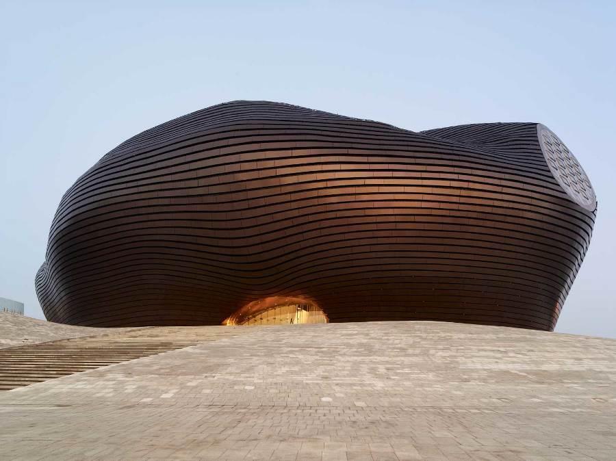 Ordos Museum Mongolia
