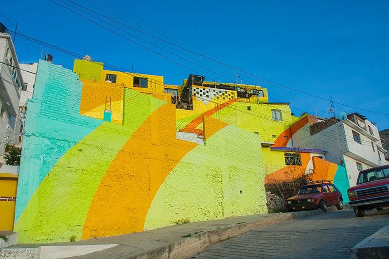 Palmitas Street Art Germen Crew