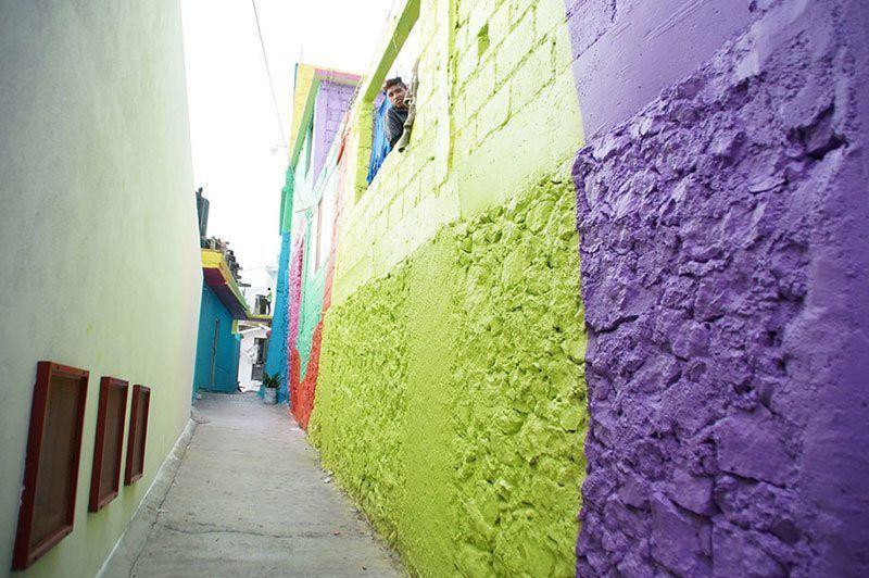 Street Art Mural Palmitas
