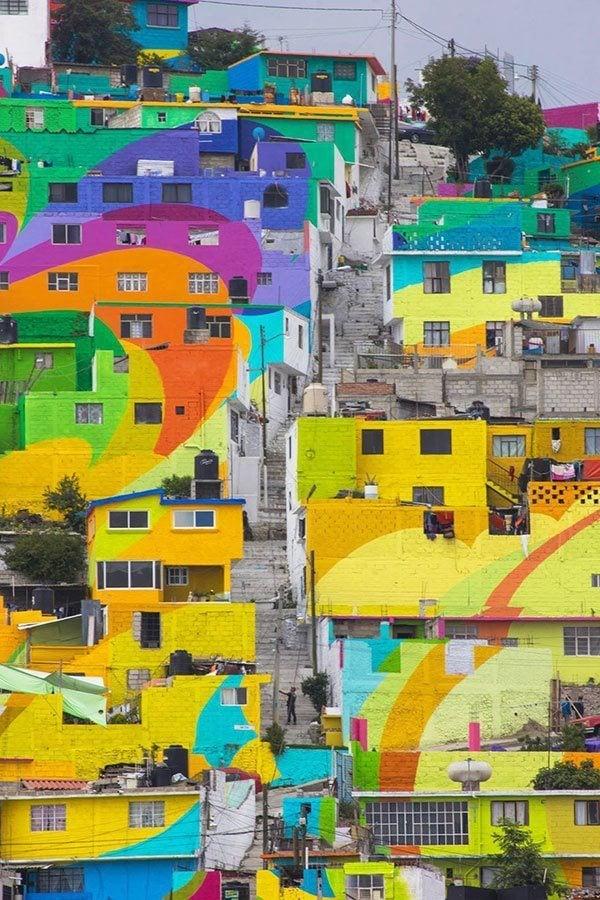 Pachuca Mexico Street Art