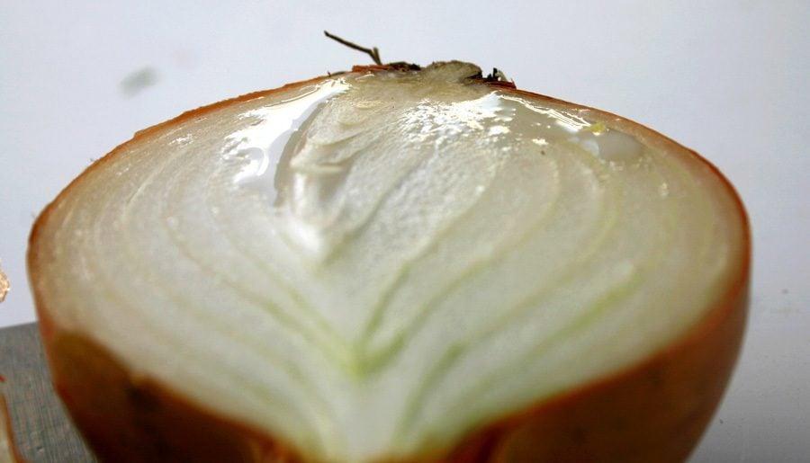 scariest contraceptives onion juice
