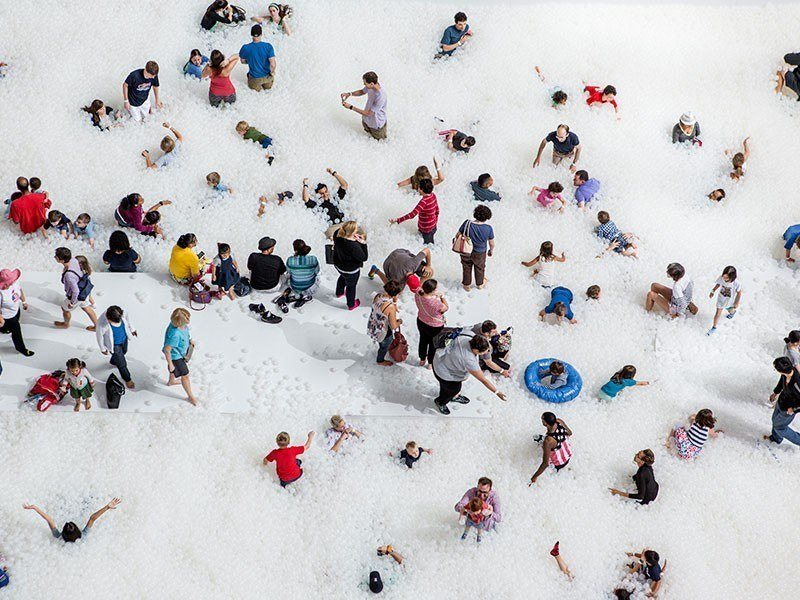 Snarkitecture The Beach Aerial