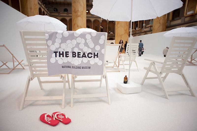 Snarkitecture The Beach Incredible