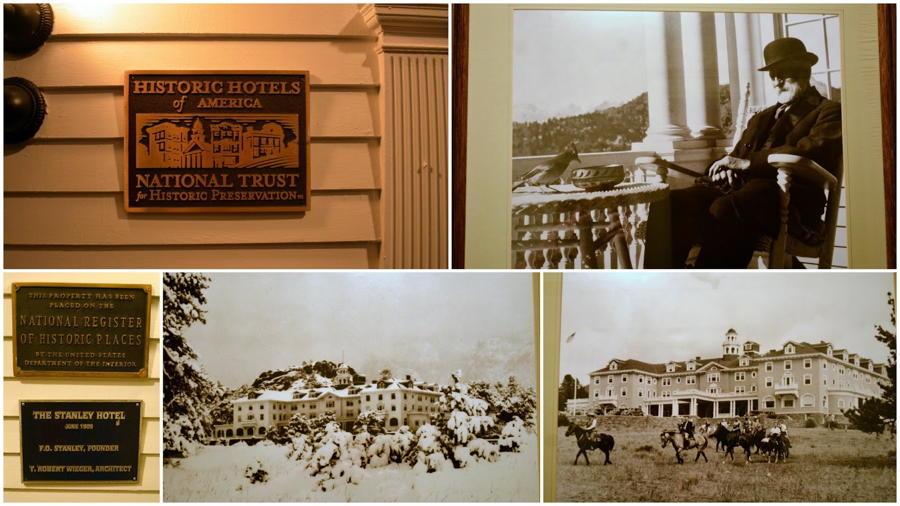 The Shining Hotel History