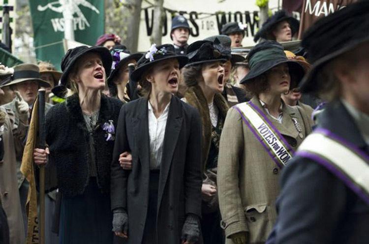 Suffragette Feminism Still