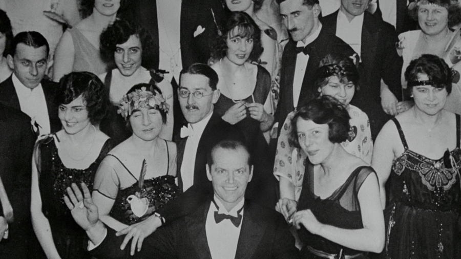 The Shining Hotel Ball