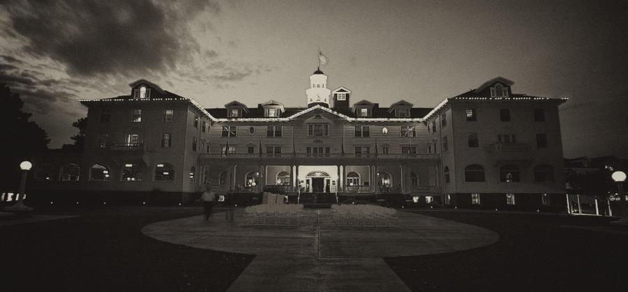 The Shining Hotel Dark