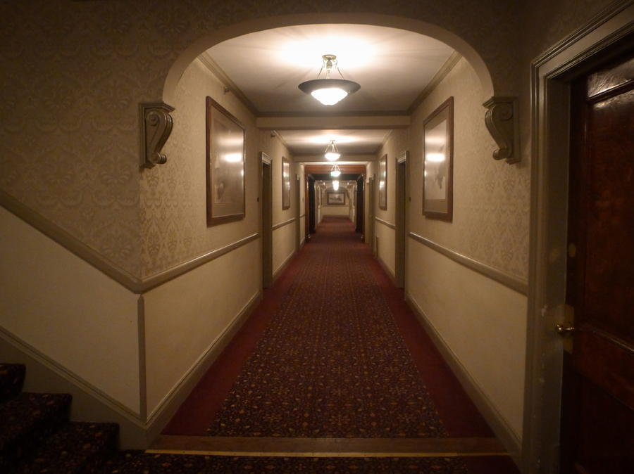The Shining Hotel Hall