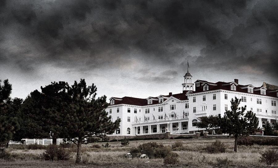 The Shining Hotel Overcast