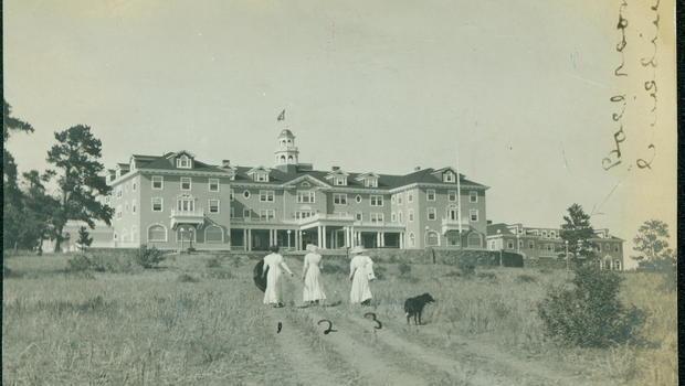 The Shining Hotel Women