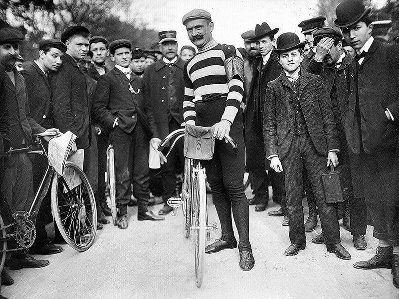 Tour de France In 1904