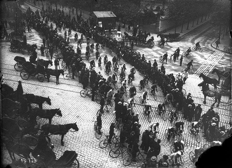 Tour de France Vintage Photos