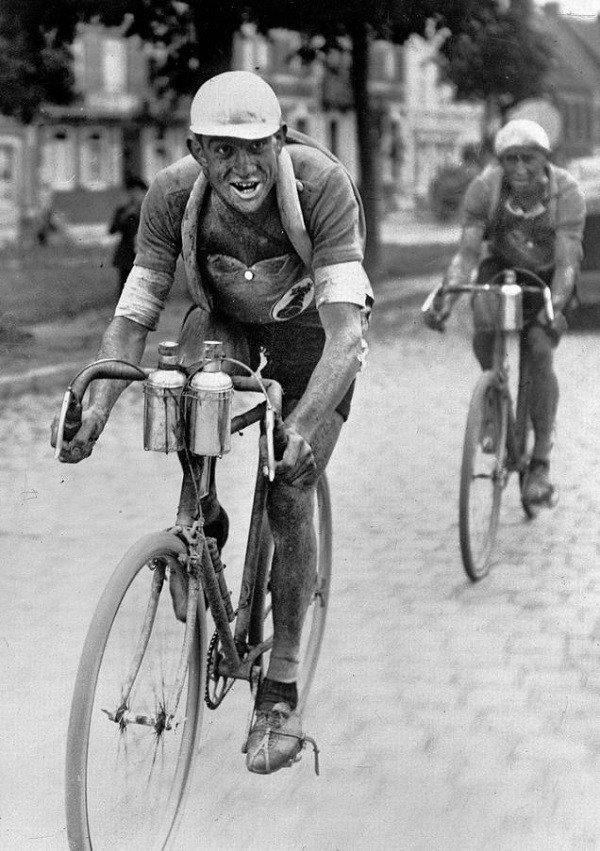 Spare Tire Bike Race