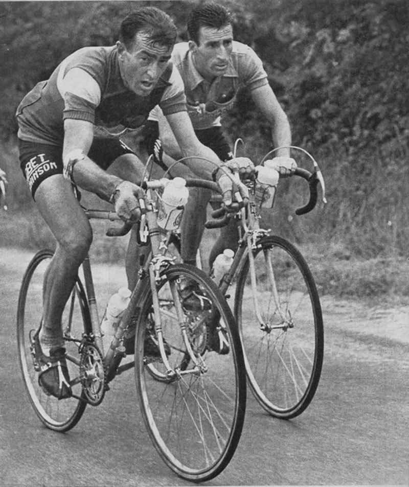 Cycling Race 1958