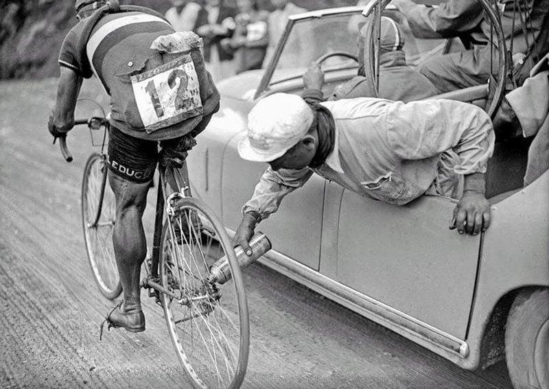 Tour de France Repairs