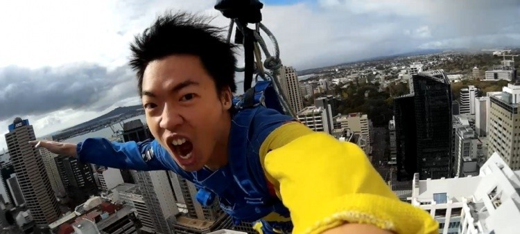 Best Travel Selfies Auckland