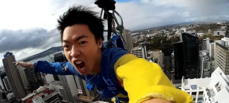Best Travel Selfies Auckland