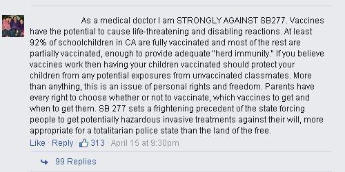 Vaccine Law FB Herd