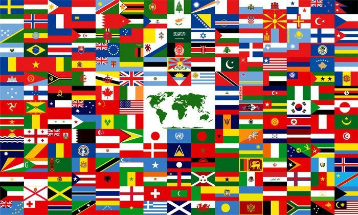 the most interesting flags of the world explained