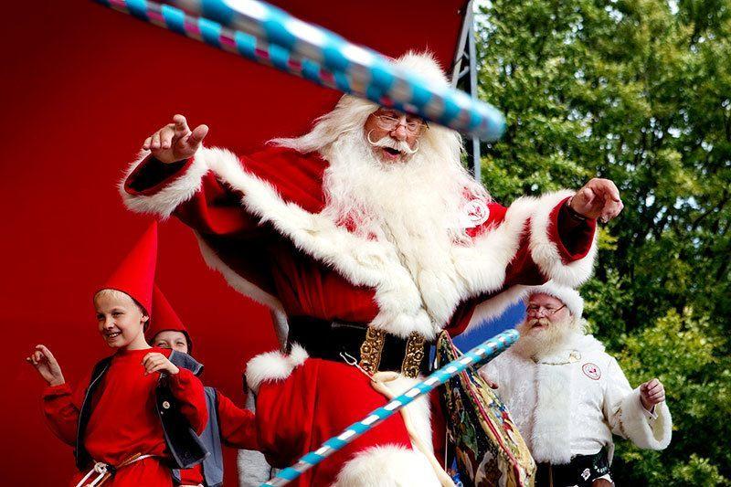 World Santa Claus Congress Daning