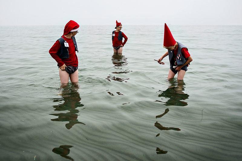 World Santa Claus Congress Elves