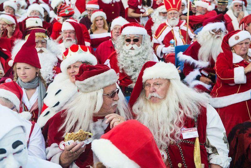 World Santa Claus Congress Gathering