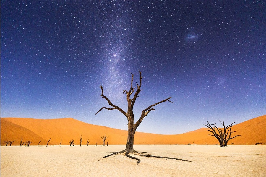 2015 National Geographic Traveler Photo Contest Namibia
