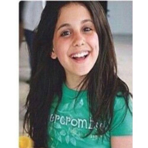 Young Ariana Grande