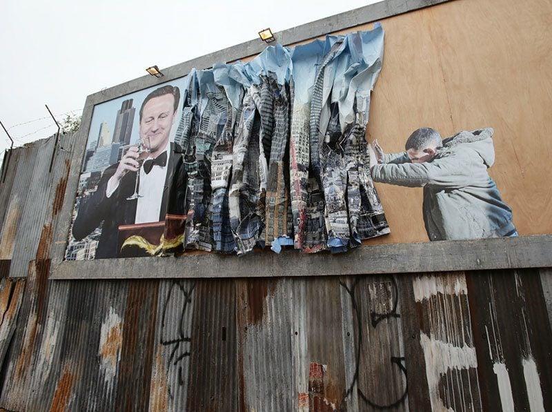 Banksy Dismaland Ad