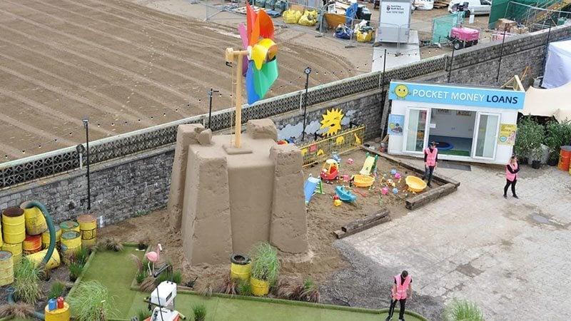 Banksy Dismaland Playground