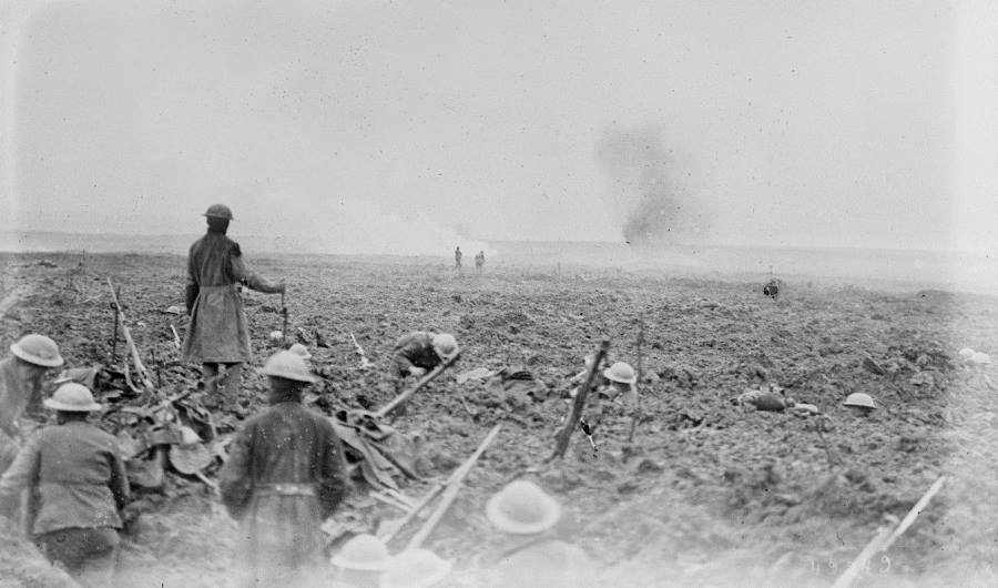 Battle Of Arras Picture