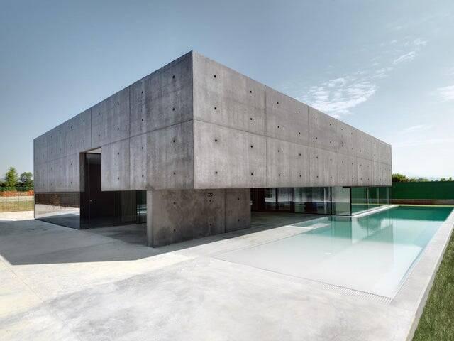 Bergamo Italy House