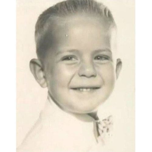 Bruce Willis Kid Photo