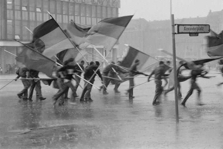 Carrying Flags