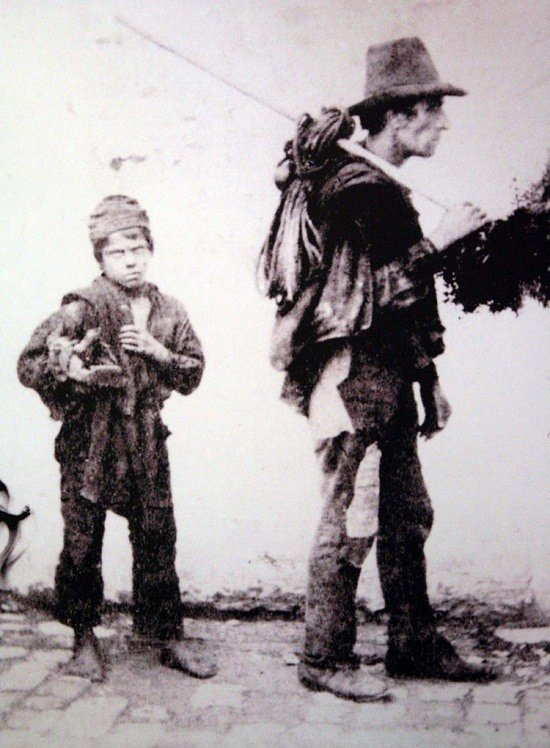 Children Chimney Sweep