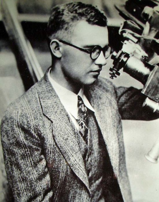 Clyde Tombaugh Young