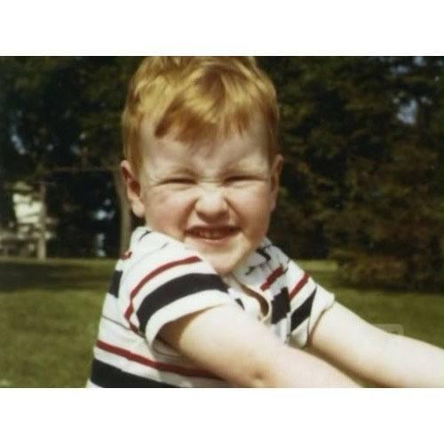 Conan Obrien As A Kid