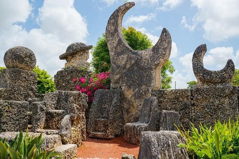 Coral Castle Solar Sculpture