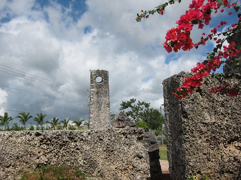 Coral Castle Telescope