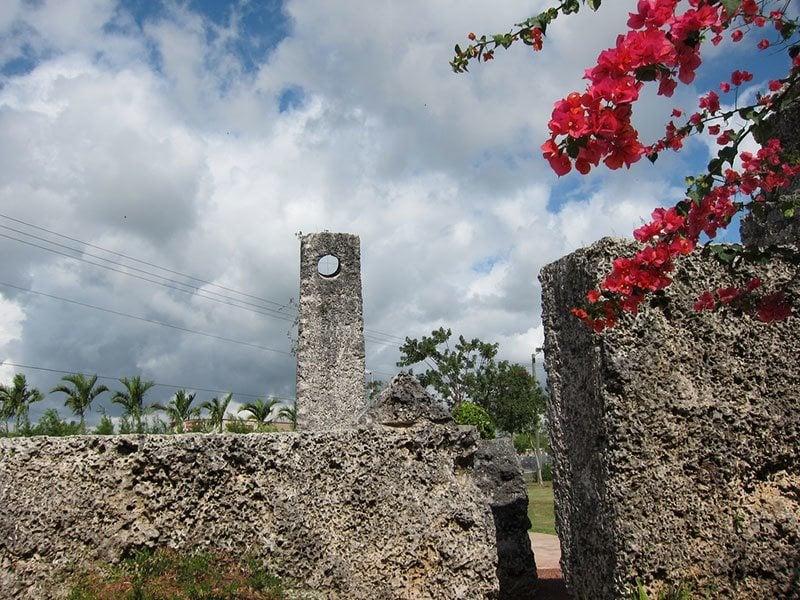 Coral Castle Telescope