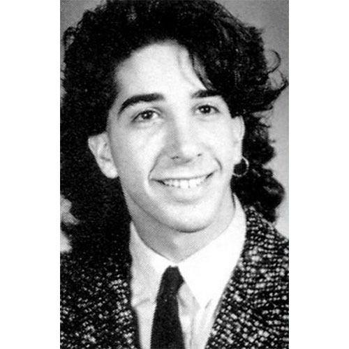 David Schwimmer Vintage Picture