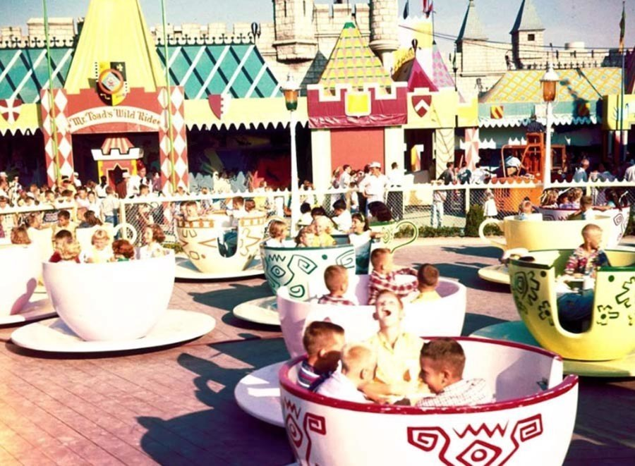 Retro Disney