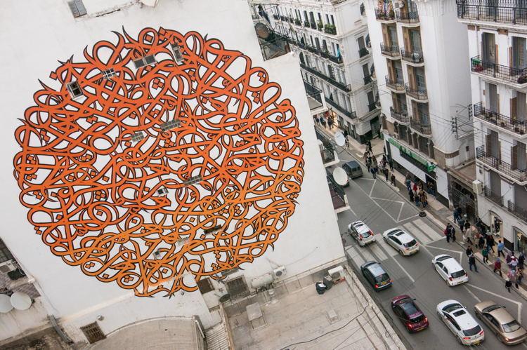 El Seed Graffiti Art