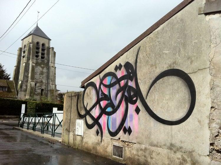 El Seed Montry Paris
