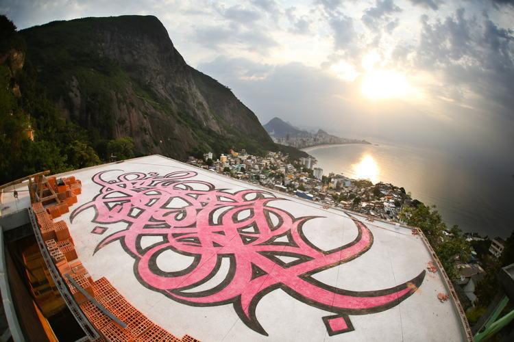 El Seed Rooftop Brazil
